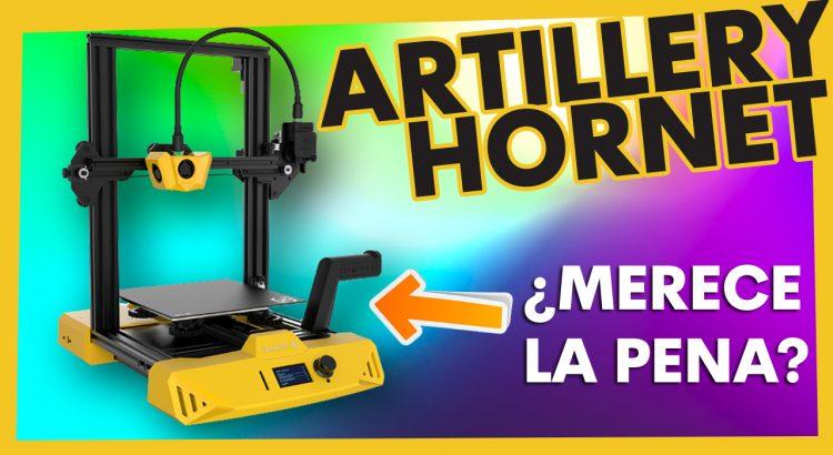 Impresora 3D Artillery Hornet