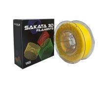 Filamento Sakata PLA 850 1KG Amarillo
