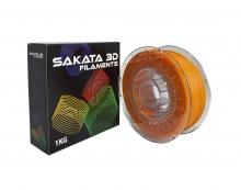 Filamento Sakata PLA 850 1KG Naranja