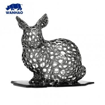 Resina UV Wanhao para impresora 3D SLA|DLP [1000ml] Negro [ENTREGA DE 3 A 7 DÍAS]