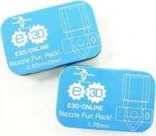 E3D Nozzle Fun Pack