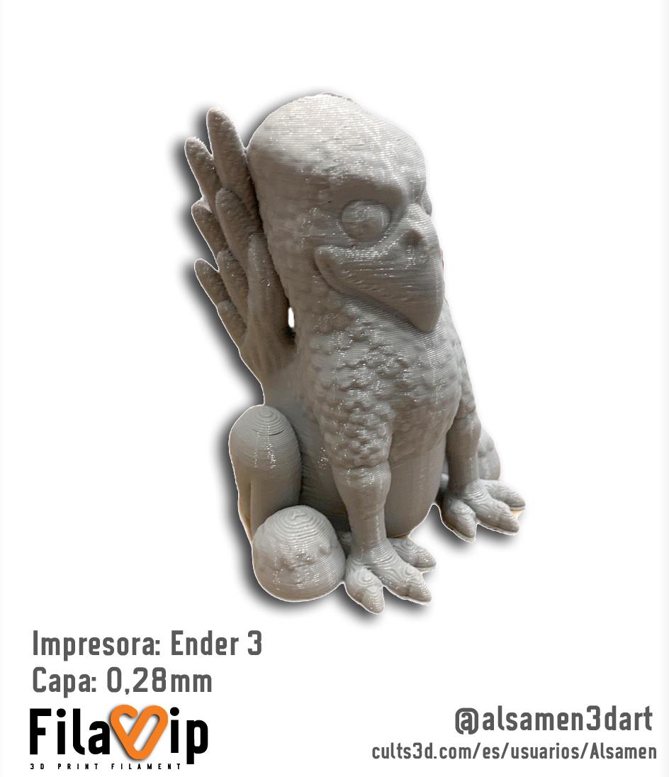 FilaVIP PLA Ceramic Grey [AGOTADO]