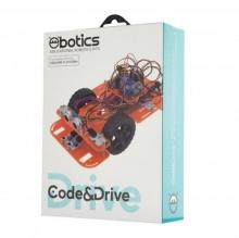 CODE & DRIVE EBOTICS KIT DIY ROBÓTICA Y PROGRAMACIÓN COCHE ROBOT