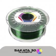 Sakata filamento PET-G 1kg esmeralda