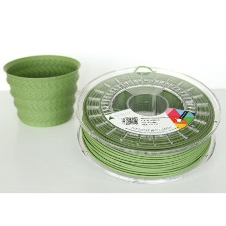 Muestra filamento SMARTFIL WOOD Bamboo