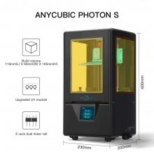 Anycubic photon S impresora 3D DLP + asistencia técnica 1 mes