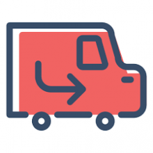 Transporte personalizado