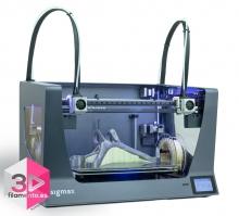 Impresora 3D BCN3D Sigmax R19 + asistencia técnica 1 mes