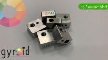 Bloque de aluminio para hotend
