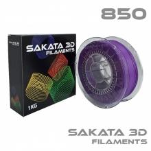 Filamento Sakata PLA 850 1KG Morado