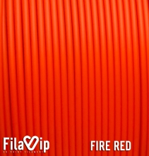 FilaVIP PLA Fire Red