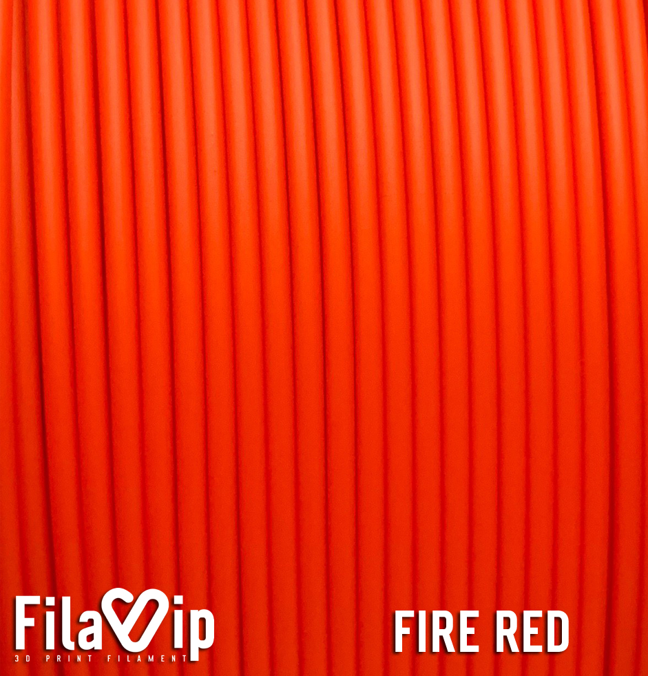 FilaVIP 850gr Fire Red