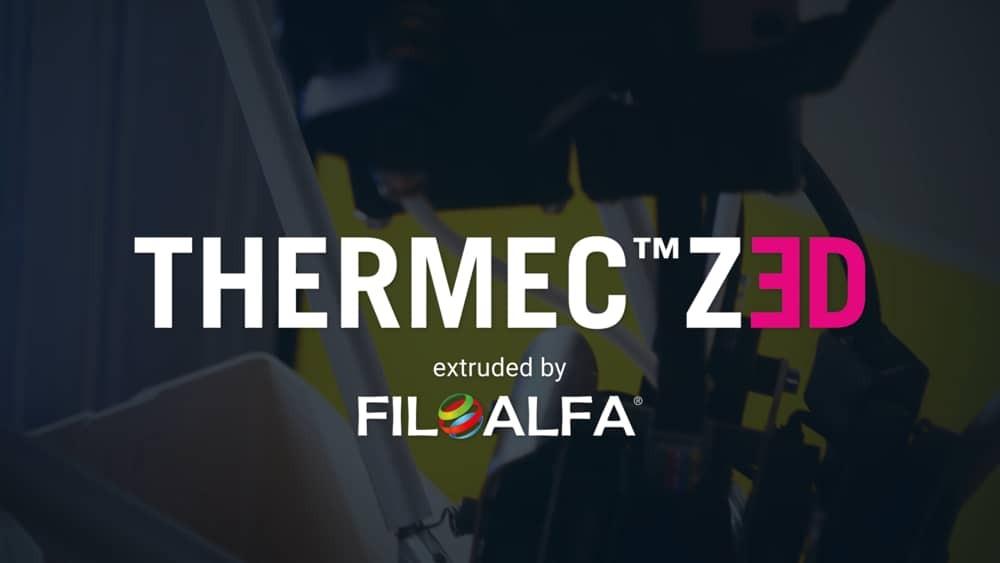 FILOALFA THERMEC? ZED - Ø 1.75 MM - 250 GR