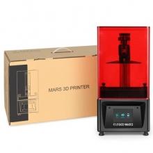Impresora 3D Elegoo Mars + asistencia técnica 1 mes