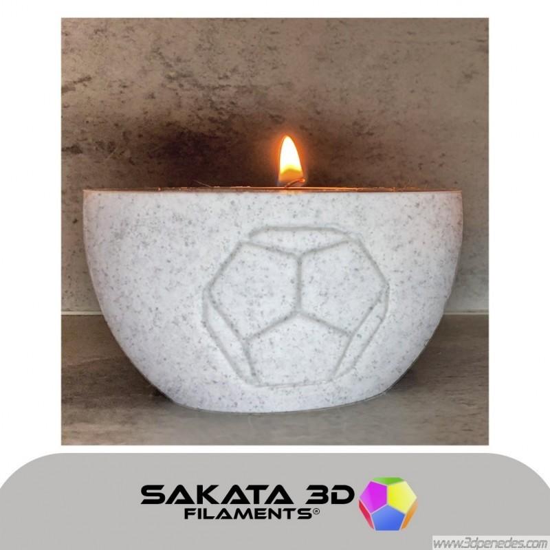 Filamento Sakata PLA 850 texture 1KG granito