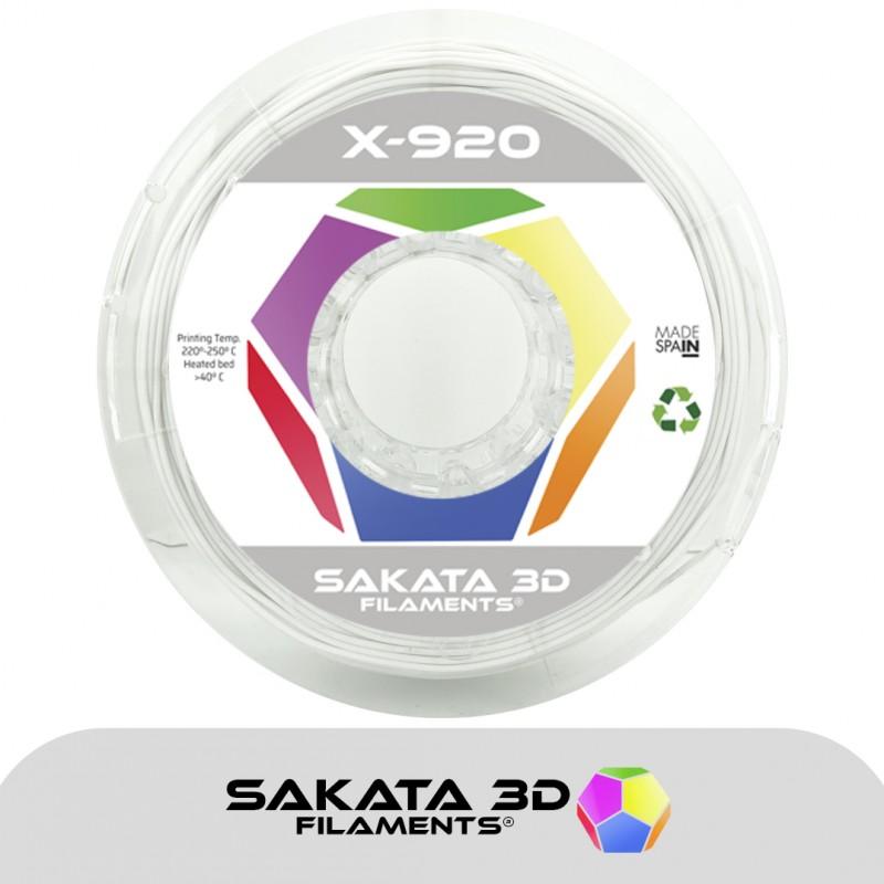 Filamento X-920 copoliester flexible