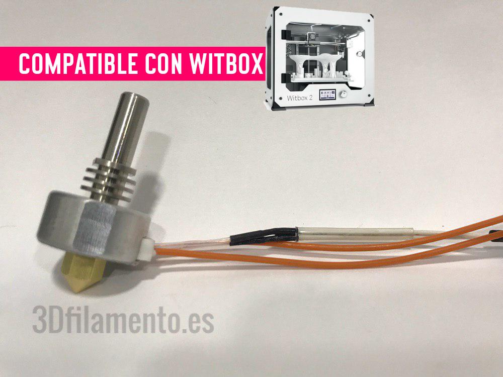 Hot-End compatible con Witbox 2  [AGOTADO]