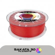 Sakata filamento HR PLA 870 1kg rojo  [AGOTADO]
