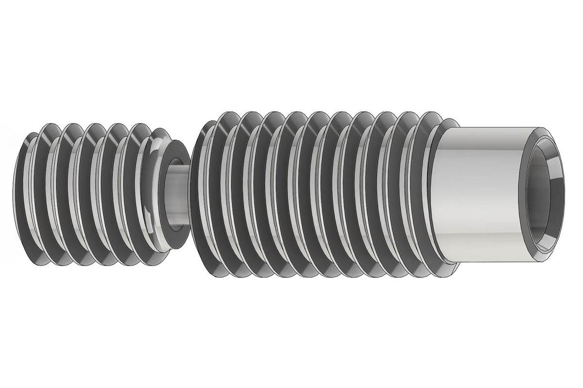 Copperhead™ RepRap 1.75mm Heat Break