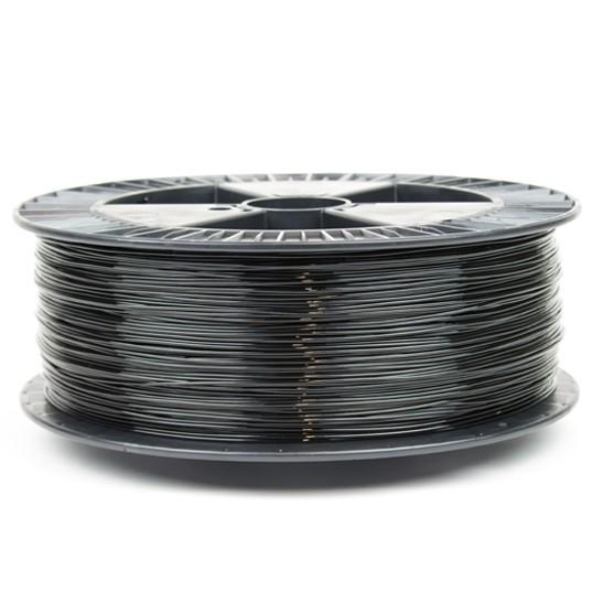 Bobina filamento ColorFabb PETG Black [Entrega de 5 a 7 días]