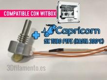 Hot-End compatible con Witbox 2 (PTFE alta temperatura) [AGOTADO]