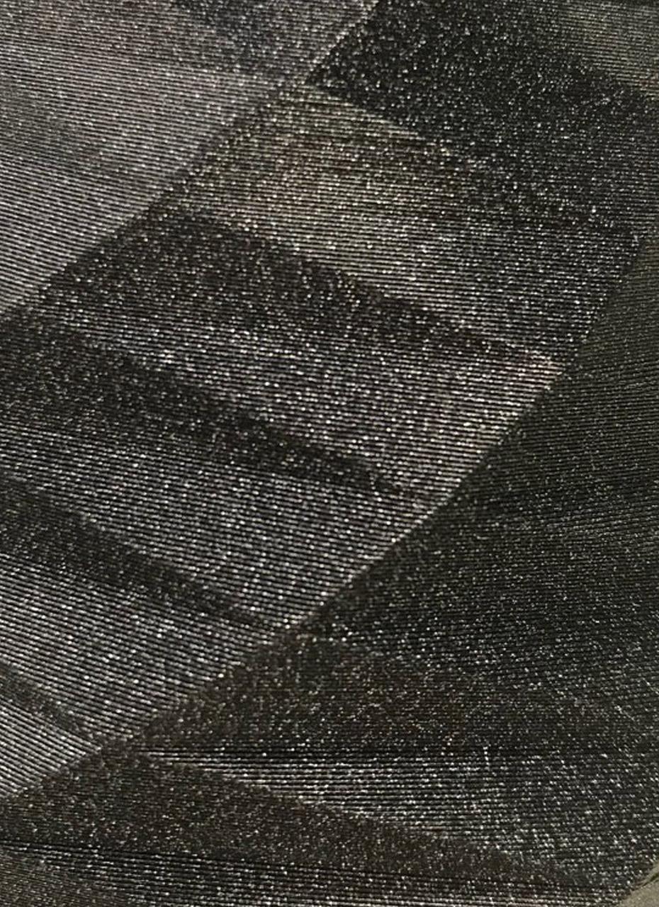 FILOALFA PLA METALLIC BLACK 700gr Ø 1.75 MM (Negro metálico)