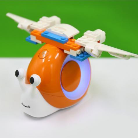 ROBOT EDUCATIVO QOBO ROBOBLOQ