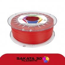 Filamento Sakata PLA 850 1KG Rojo