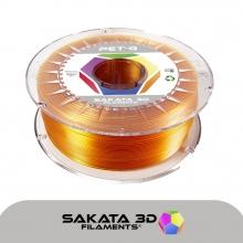 Sakata filamento PET-G 1kg ambar