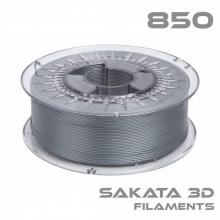 Filamento Sakata PLA 850 1KG Plata