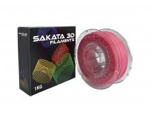 Filamento Sakata PLA 850 1KG Rosa